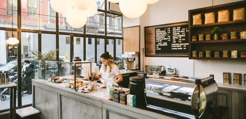 NYC Remote Working Cafes
