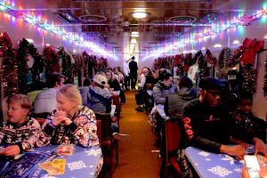 The Polar Express St Louis Train Ride