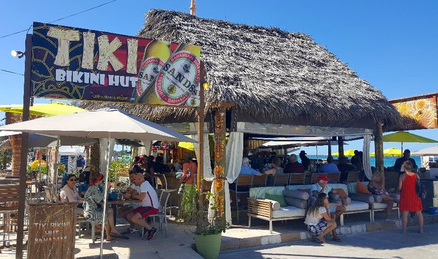 Best Beach Bars in Nassau Bahamas