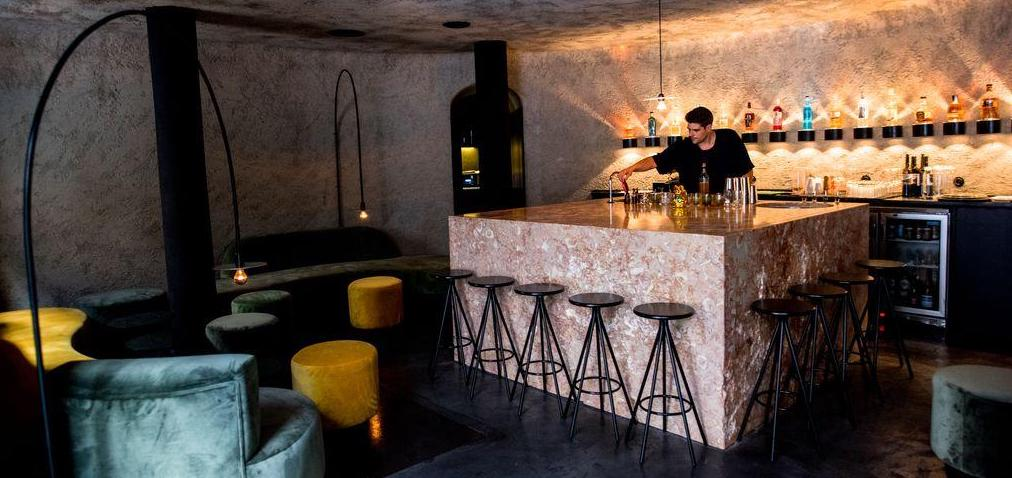 Creative Cocktail Bar in Lisbon