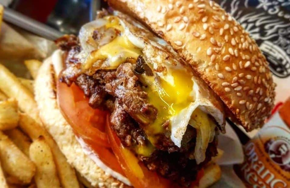The Best Burgers in Anchorage Alaska