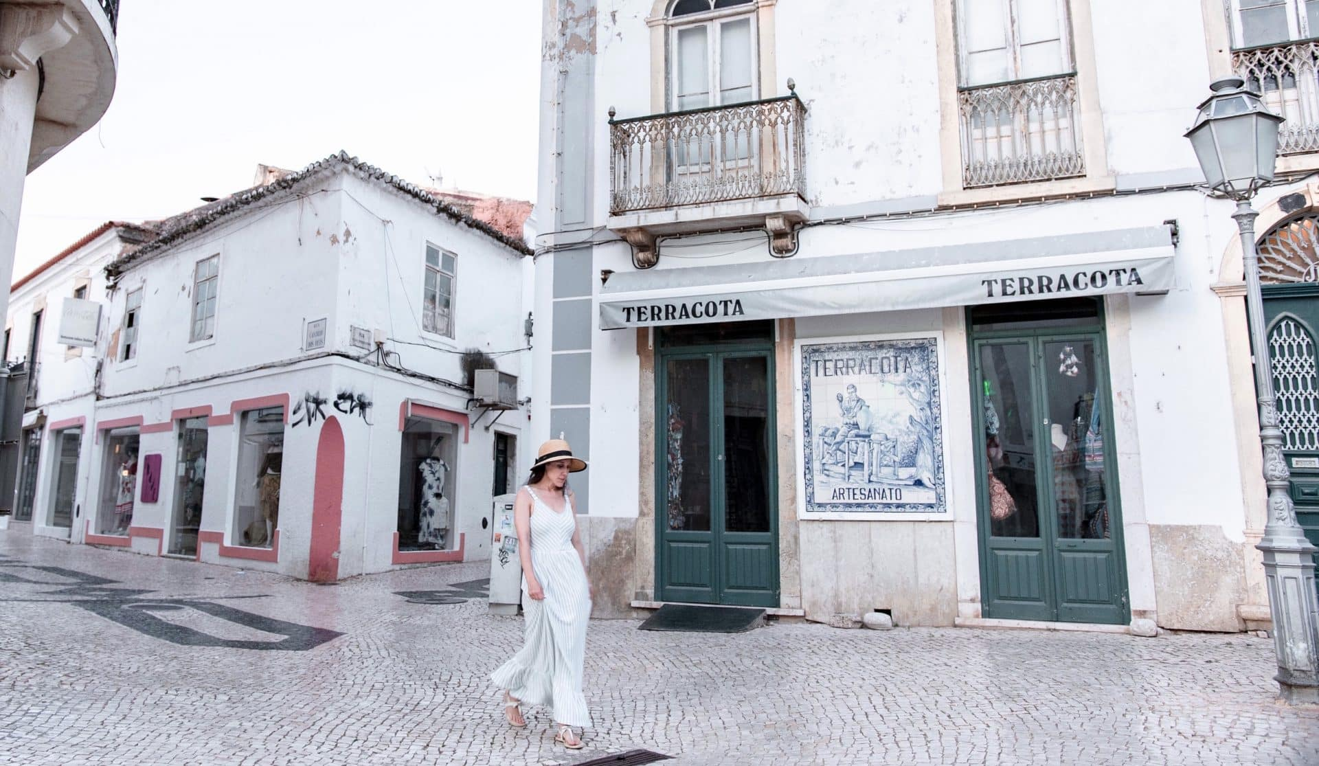 Explore Old Town Lagos in Algarve for Instagram Photos
