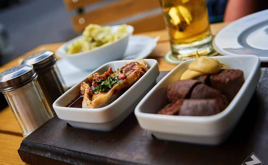 Where to Find Traditional Blood Sausage in Berlin