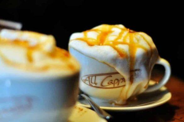 ALL Cappuccino Riga