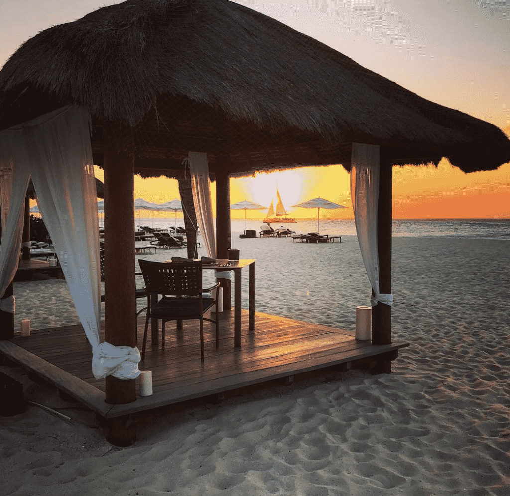 romantic hotels in Mexico and the Caribbean