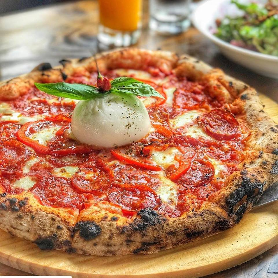 The 50 best places for pizza in Asia