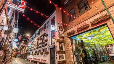 Best bars in Belfast, Northern Ireland