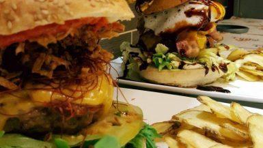 Best burgers in Bari, Italy