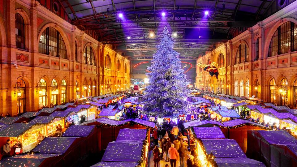 Best Swiss Christmas Markets