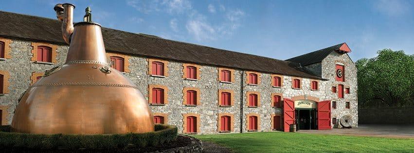 Best distilleries to visit in Ireland