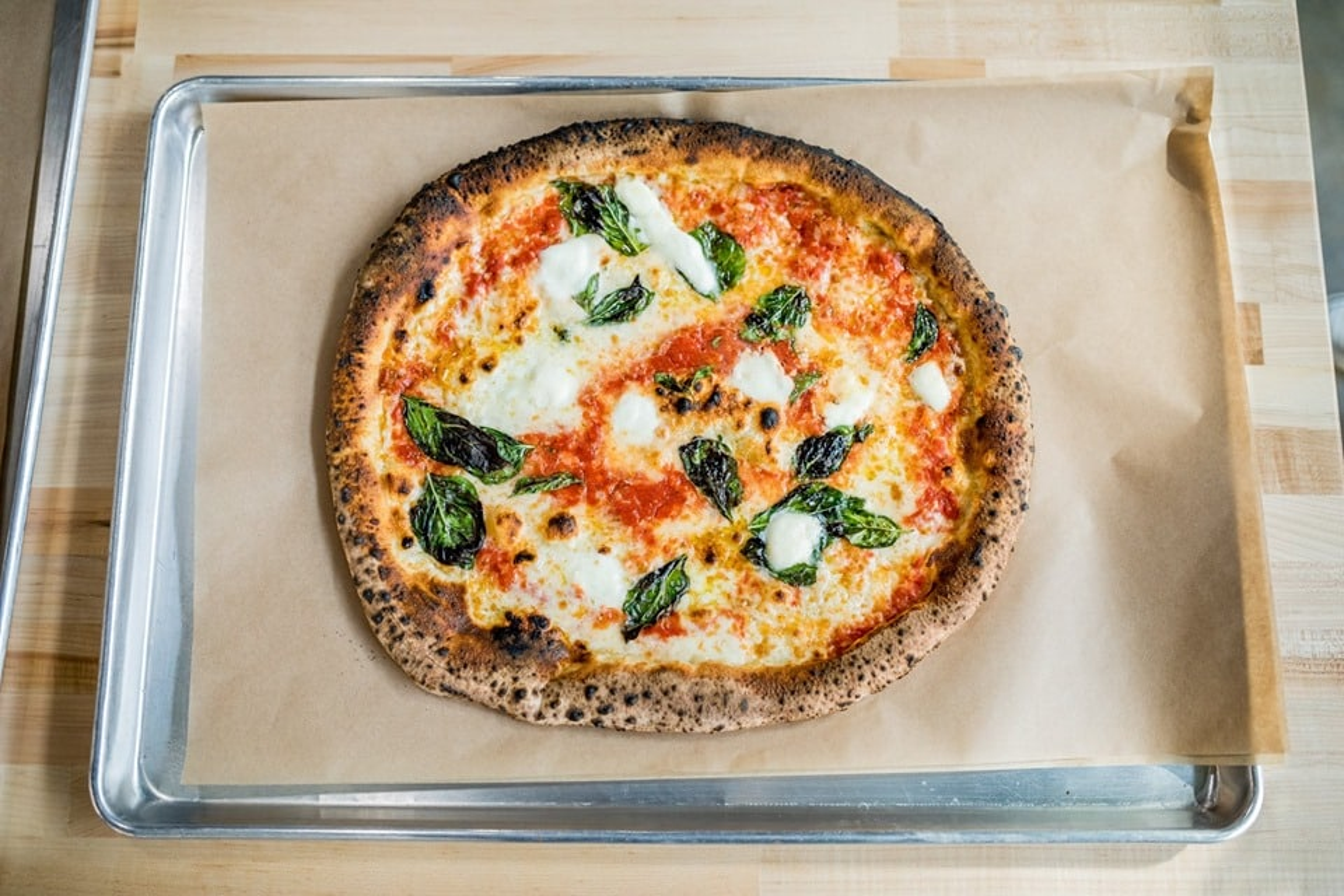 Best pizza in Winston-Salem, North Carolina