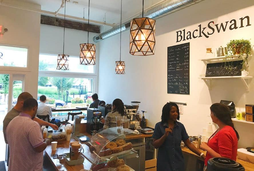 Black Swan Espresso Newark