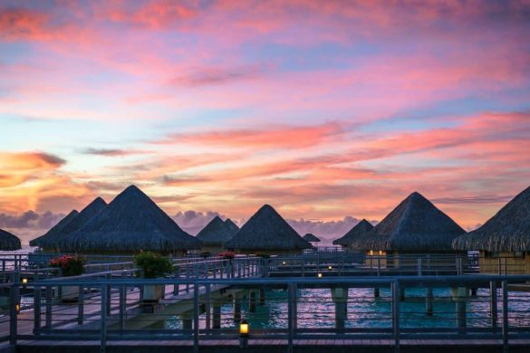 best islands in south pacific