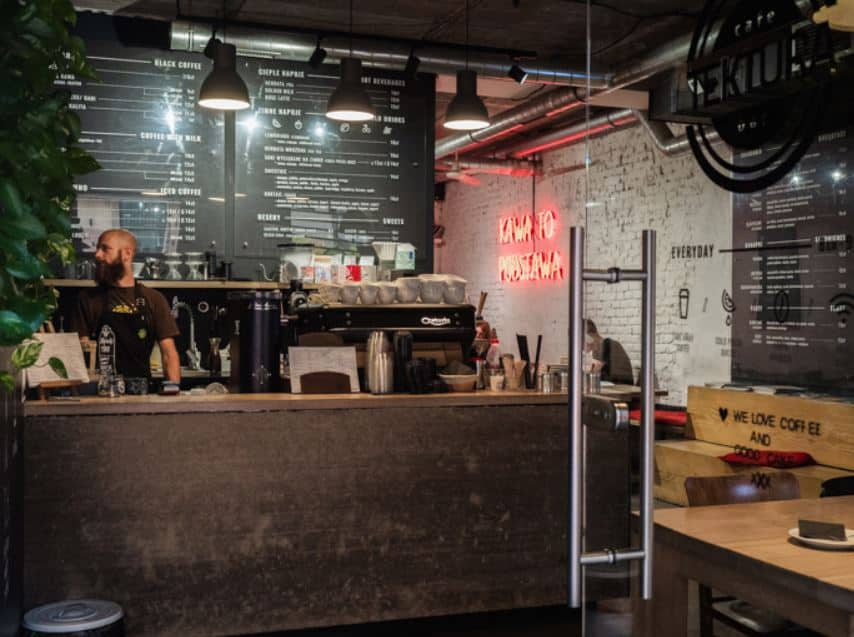 Cafe Tektura Krakow