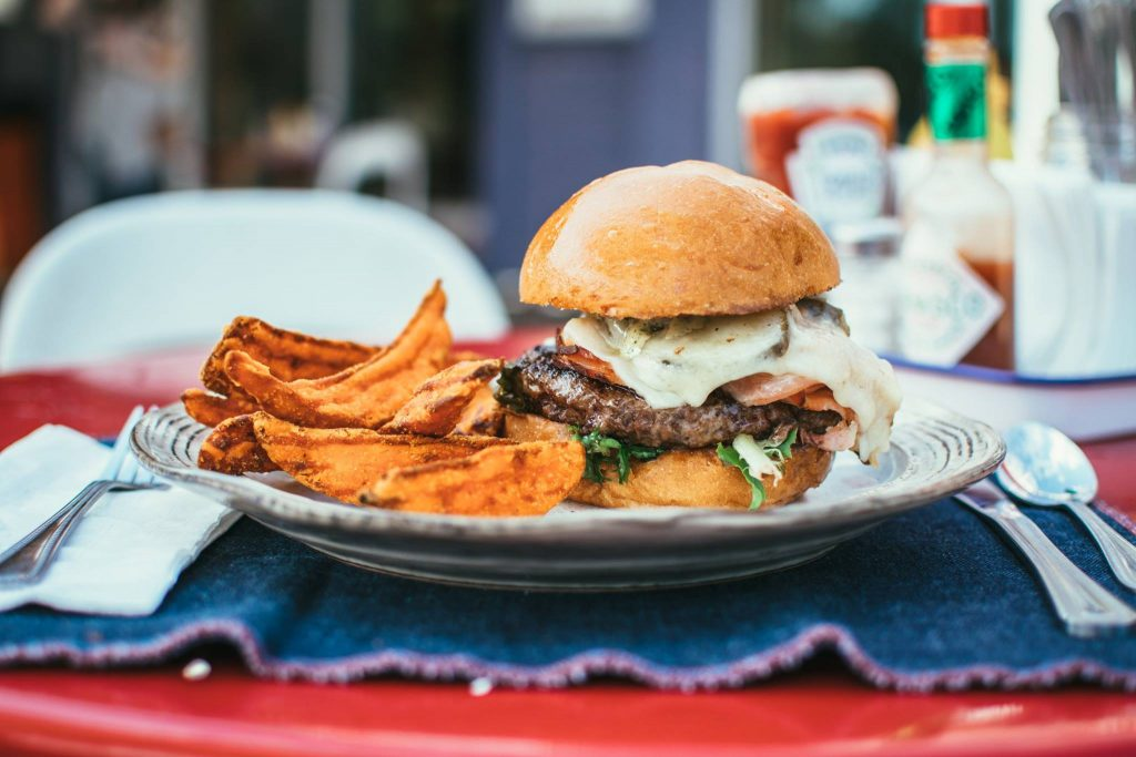 best burgers durham north carolina
