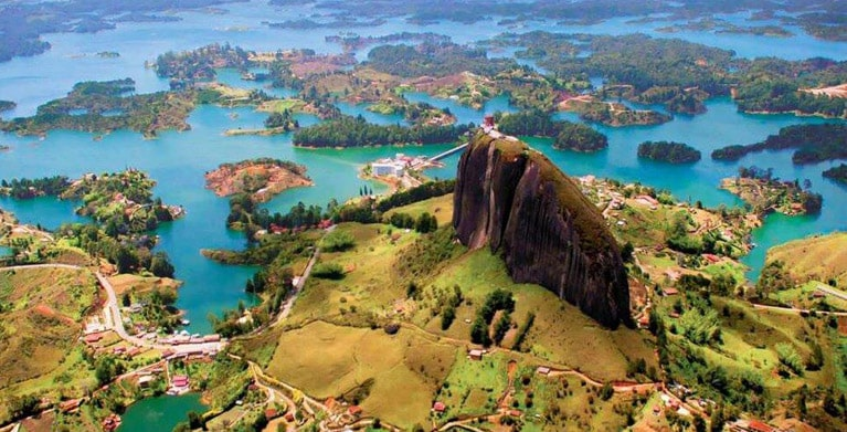 Best Things to Do in Medellin Day-Visit to Guatape