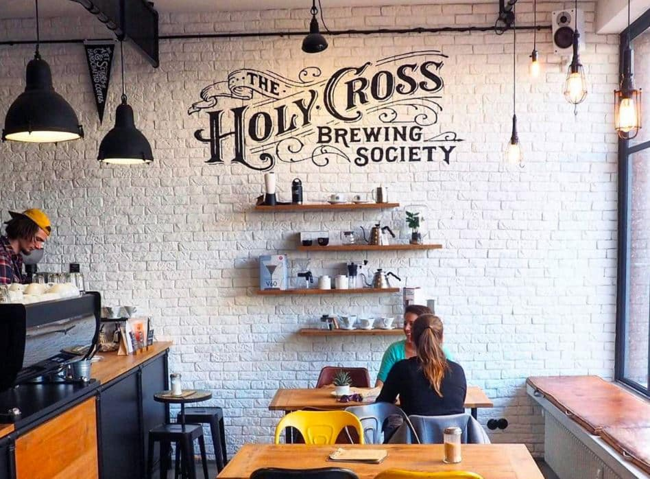 Holy Cross Brewing Society