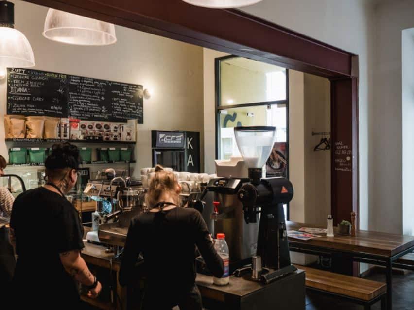 Karma Cafe Krakow