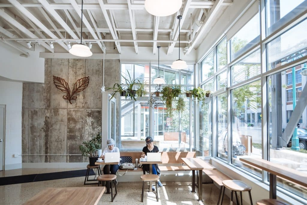 instagrammable cafes america