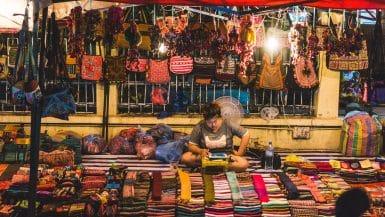 Travel Sustainably Laos