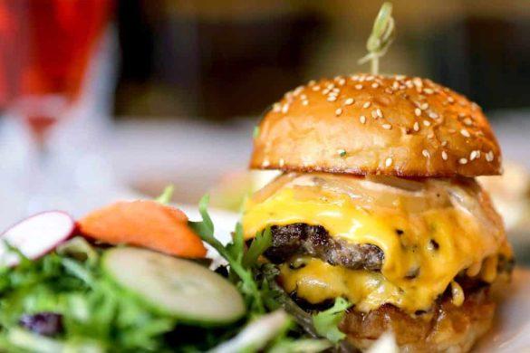 South Carolina burgers