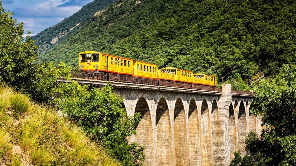 train trips Europe