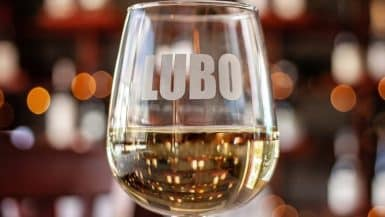 Lubo Wine Tasting Room