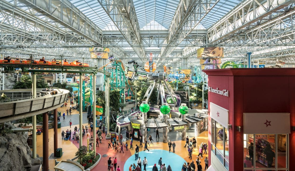 Mall of America Minneapolis