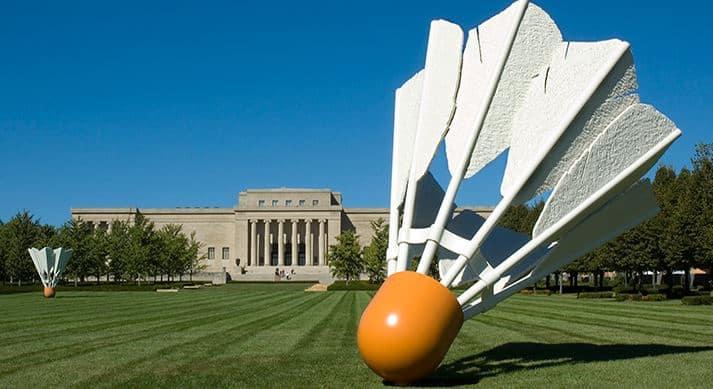 Nelson-Atkins Museum of Art Kansas City
