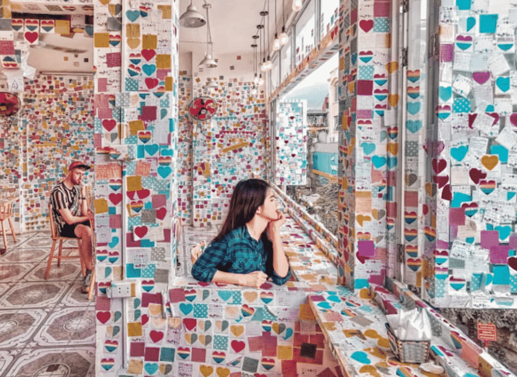 most Instagrammable cafes in Asia