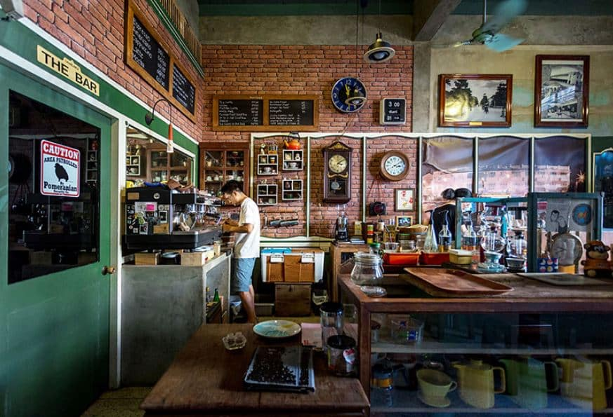 Old Town Cafe Bangkok