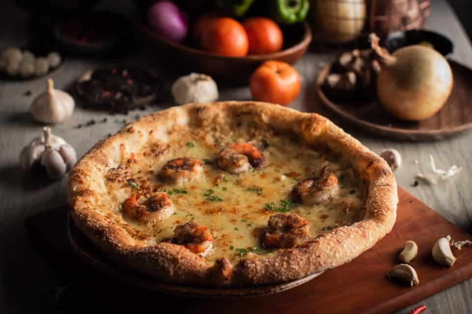 the best pizzas Philippines