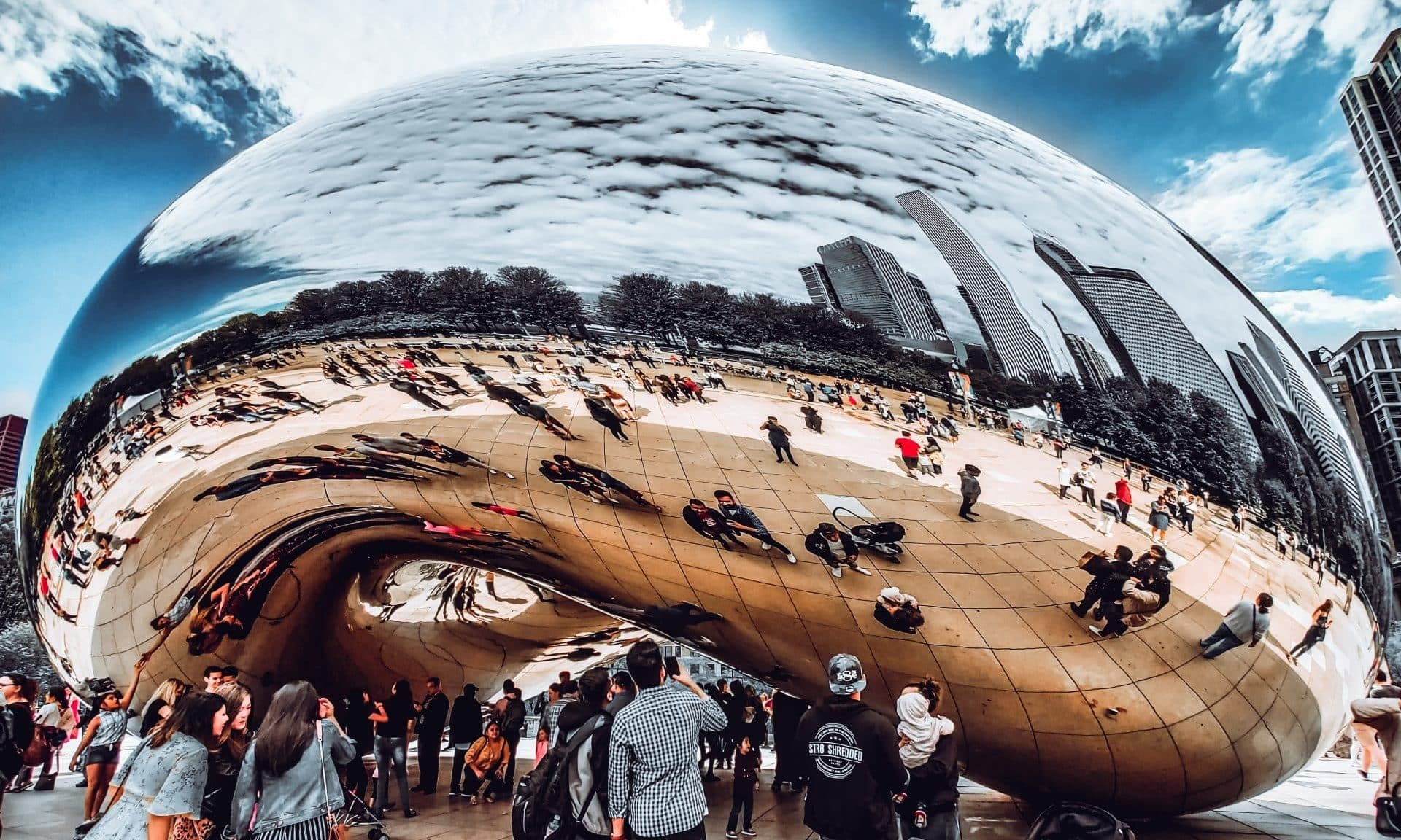 interesting facts chicago bean