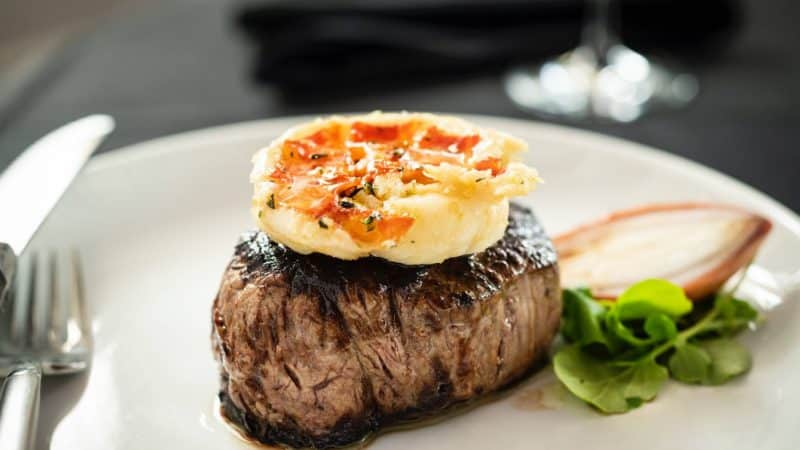best steak St Petersburg Florida