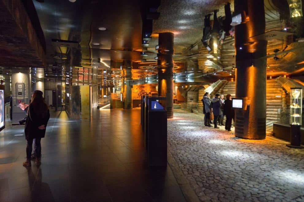 Rynek Underground Krakow