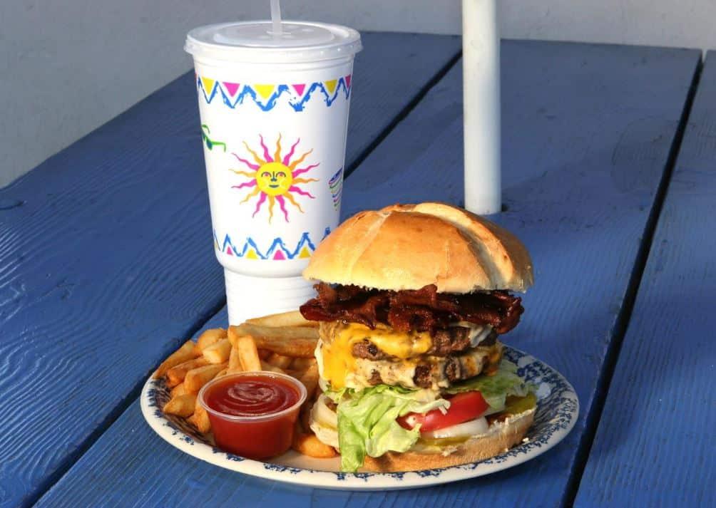 Scott's Burger Shack Sacramento