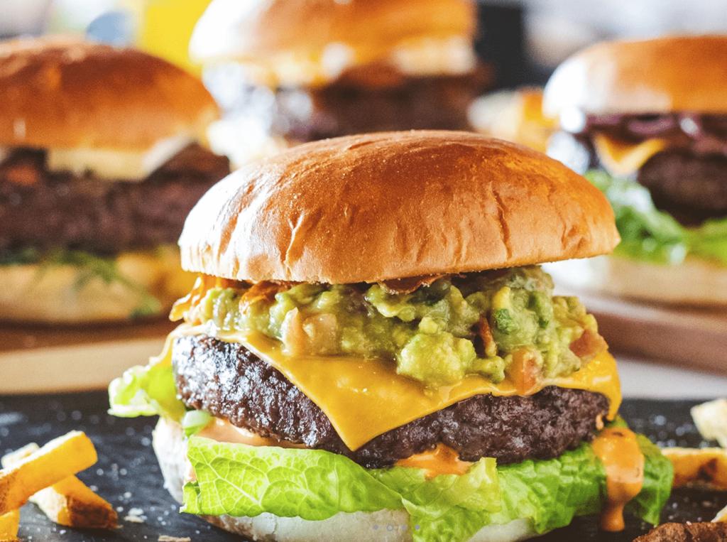 best burgers Spain