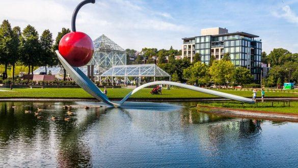 Spoonbridge and Cherry Minneapolis