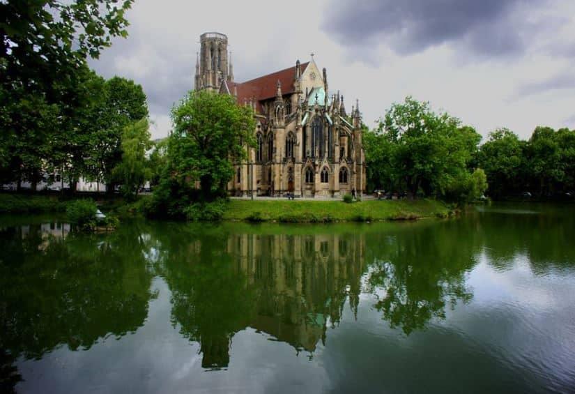 St. John's Church Stuttgart