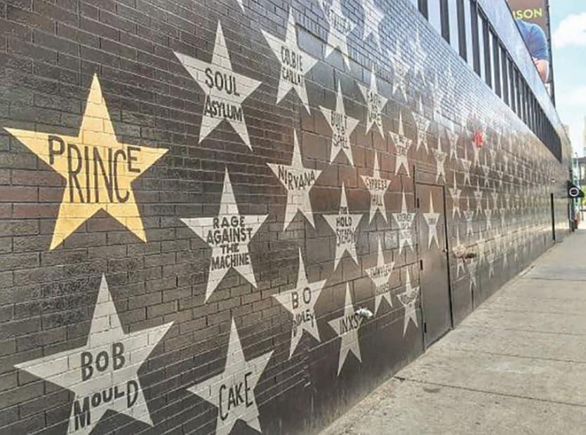 Star Wall Minneapolis