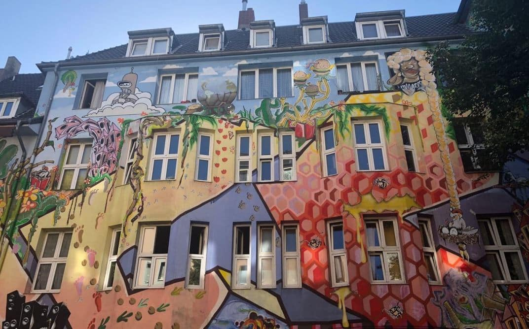 most Instagrammable places in Dusseldorf