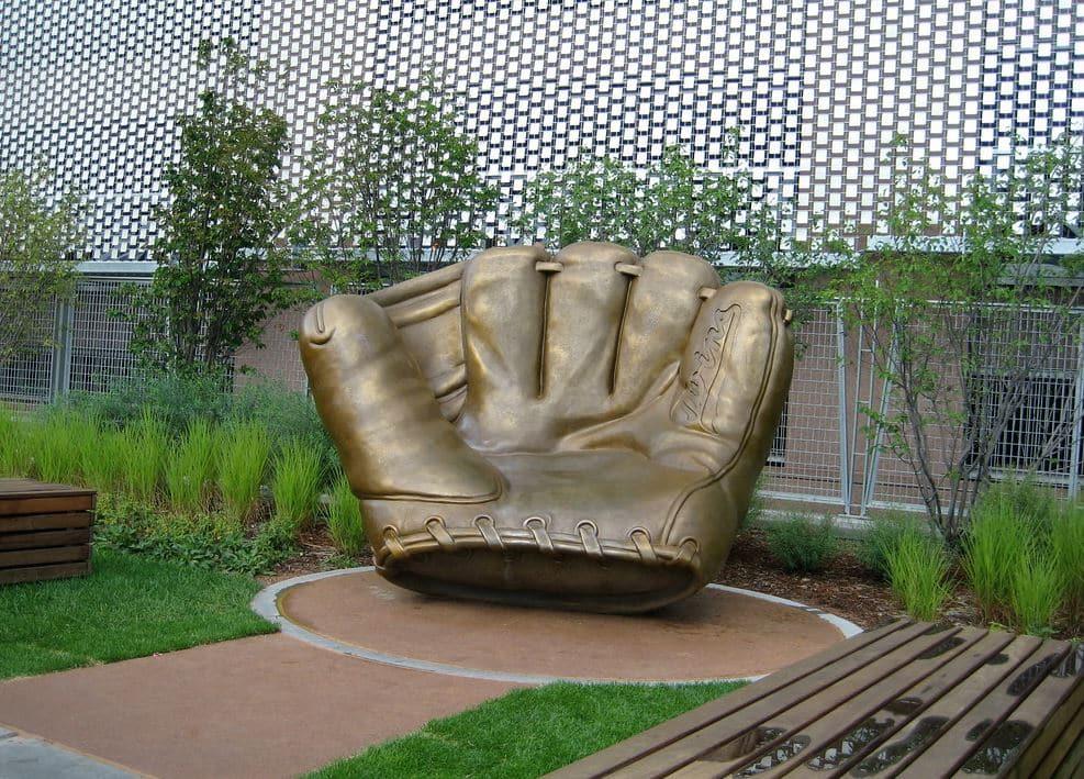 Target Field Glove Minneapolis