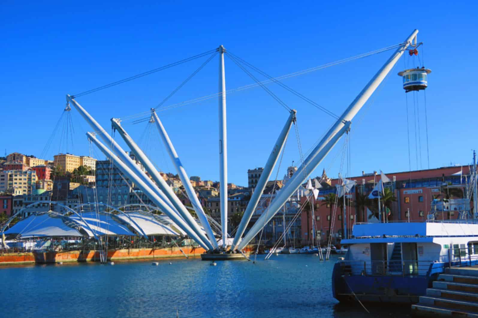 instagrammable places in genoa
