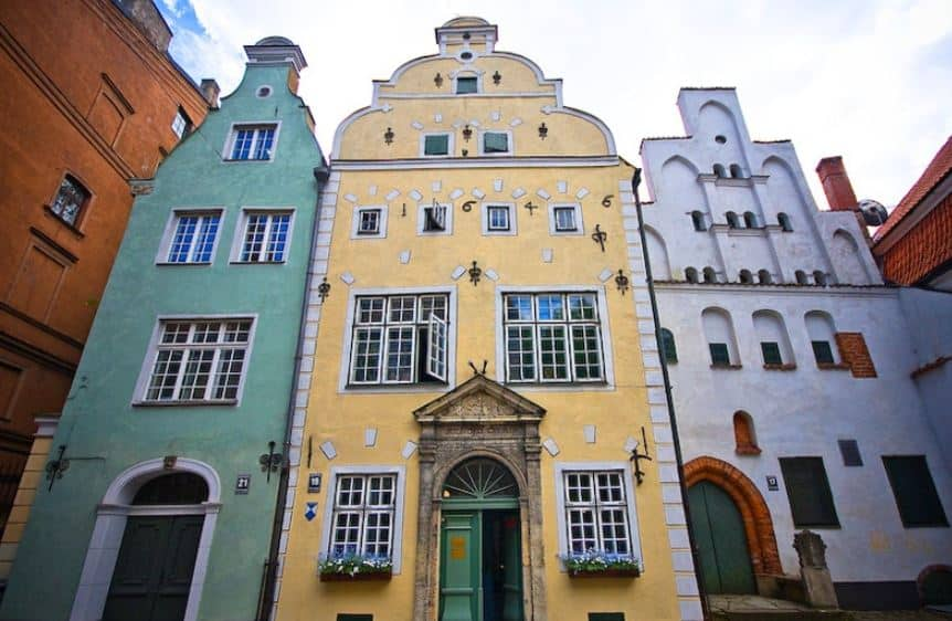 instagrammable places in riga