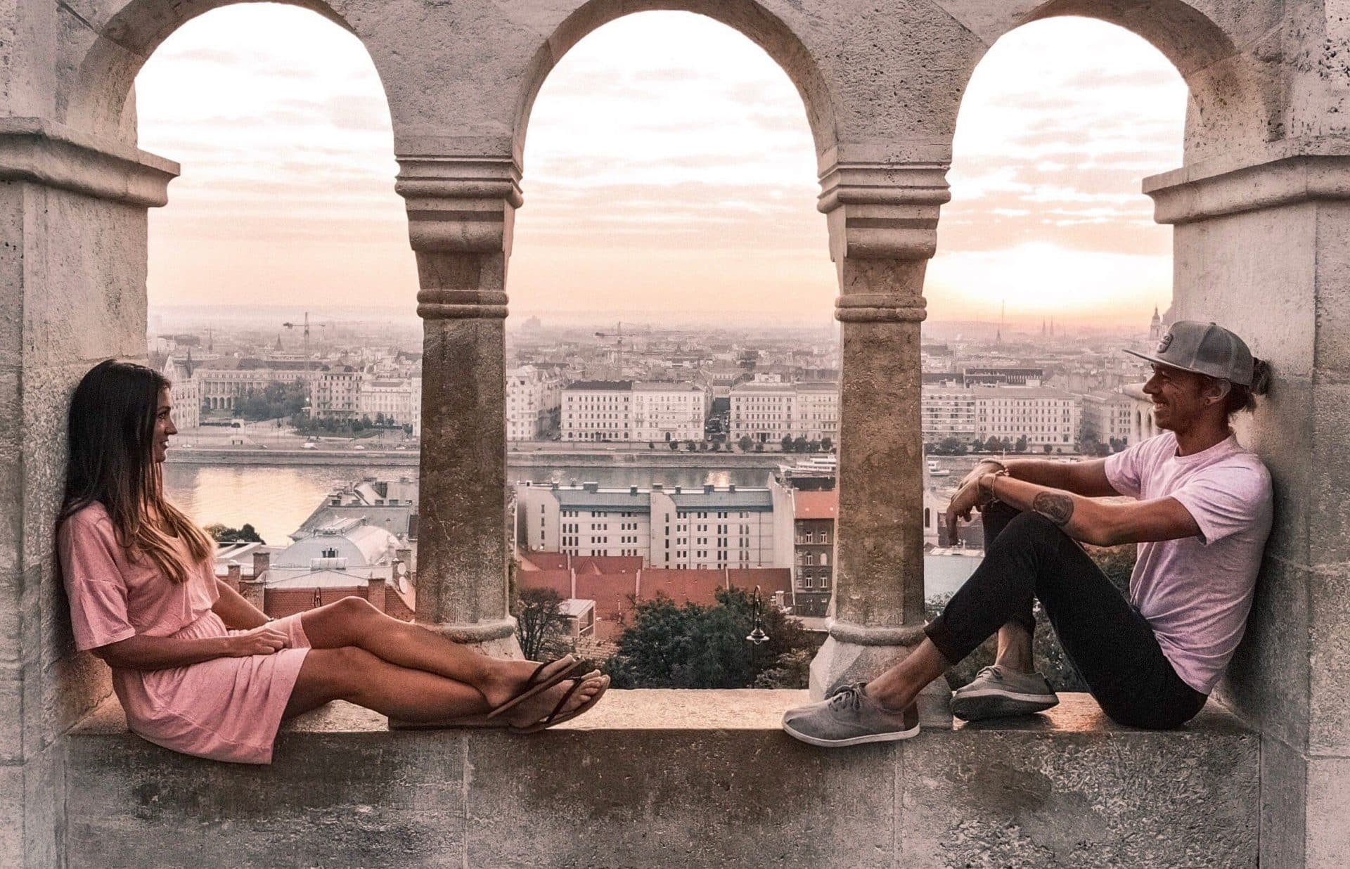 Budapest Sexiest City in Europe