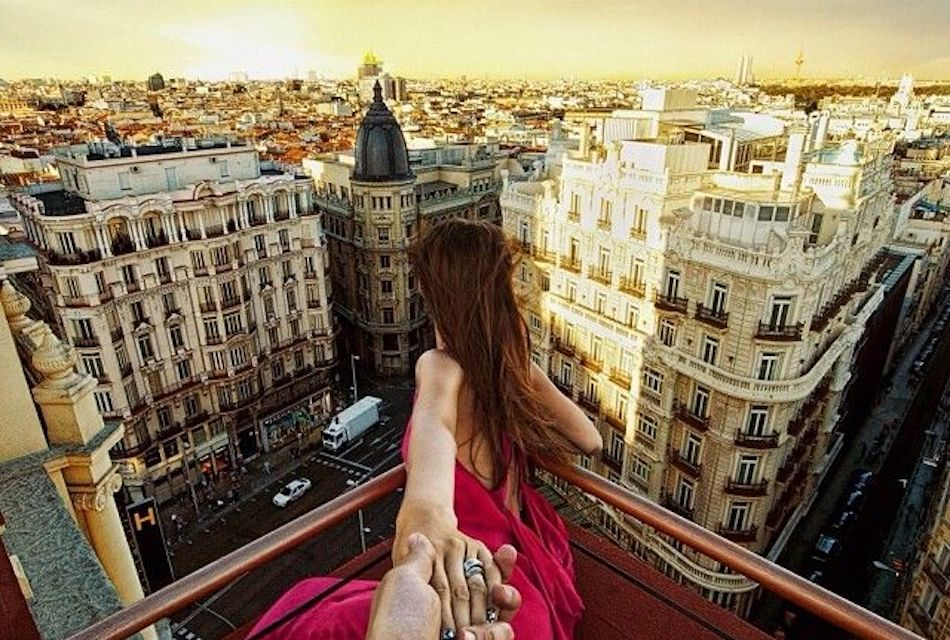 Madrid Sexiest City in Spain