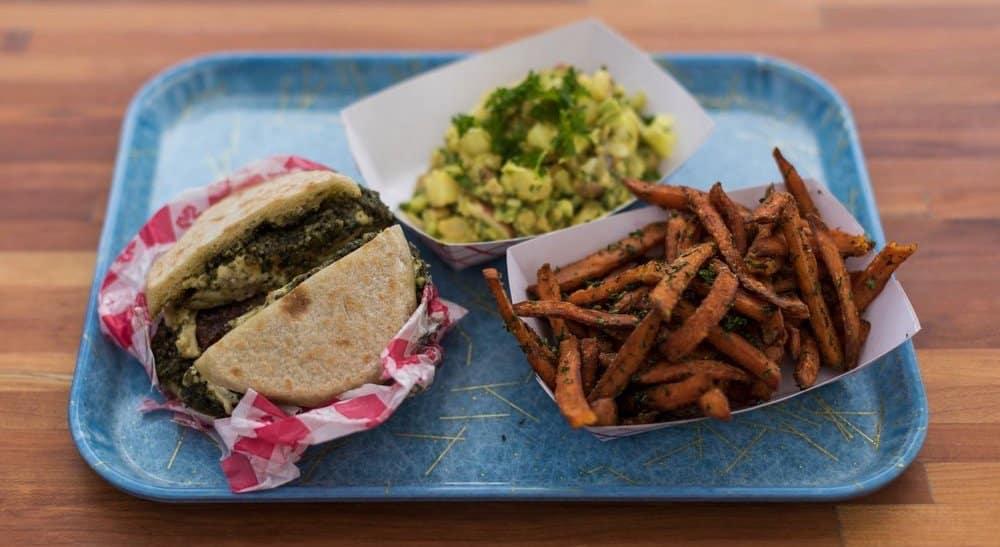 Vegan Burgers Tucson