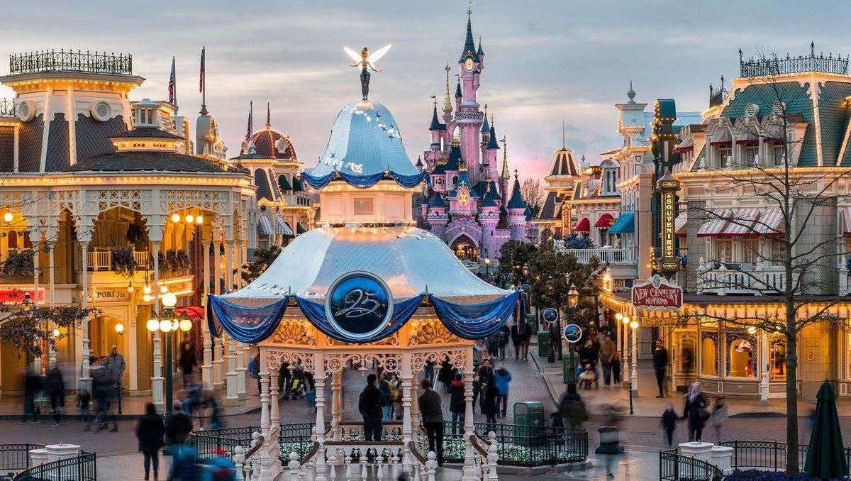 Most Instagrammable Spots in Disneyland Paris
