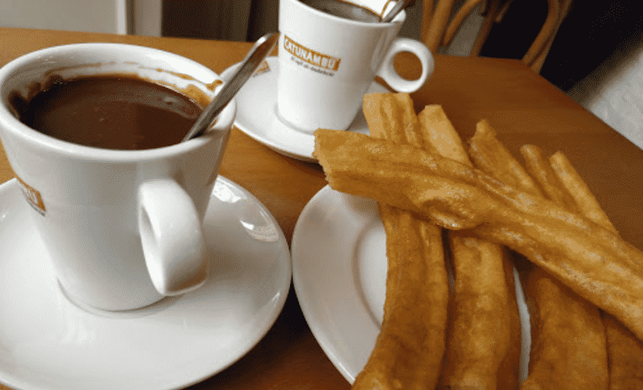 Best Churros in Cordoba Spain