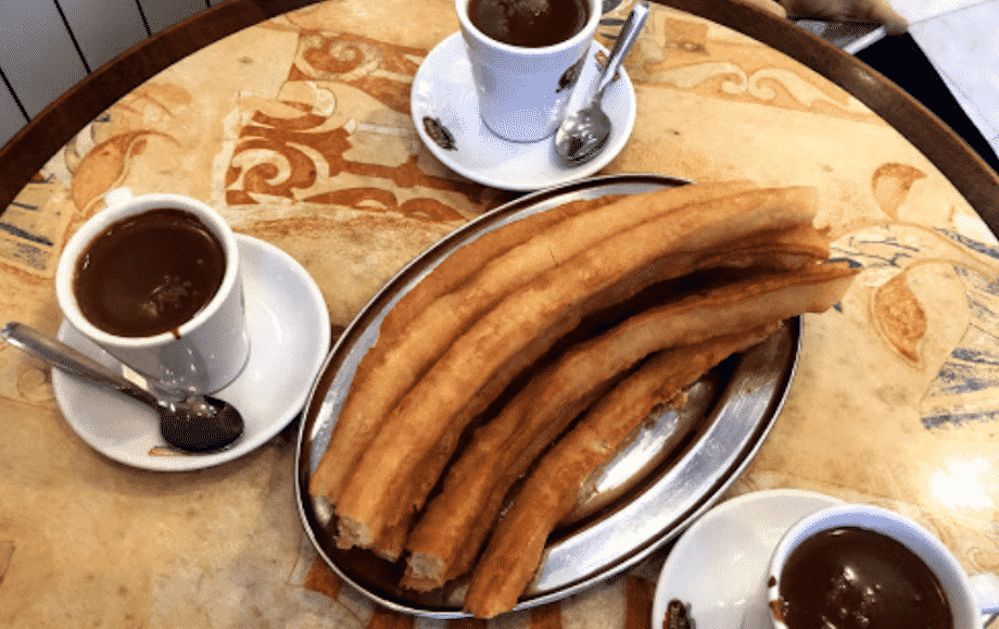 Where Are The Best Churros in Granada